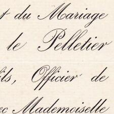 Maurice Le Pelletier De Glatigny Salvert Saumur 1886