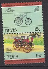H117) Timbres Neufs MNH (DAIMLER 2 CYLINDER) /NEVIS/ VOITURES-CARS-AUTOMOBILES