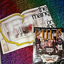 PULP magazine - the maine / Taylor Momsen / The Pretty Reckless