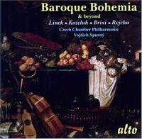 Vojtech Spurny - Baroque Bohemia & Beyond 3 [New CD]