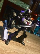 Shadow Blade Megatron 100% Complete Leader Animated Transformers