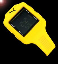 PUMA MEN'S L.E.D.COLLECTION EDITION YELLOW WATCH PU910792003