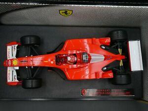 Hot Wheels 1:18 Michael Schumacher Ferrari F2001 Indianapolis GP 500 pcs limited