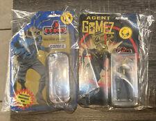 Mezco Toyz 5 Points Agent Gomez Golden Head Hazard Squad Figures Exclusive 3.75