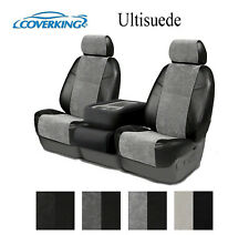 Coverking Custom Seat Covers Ultisuede Front Row - 4 Color Options
