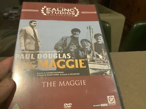 PAUL DOUGLAS THE MAGGIE DVD EALING STUDIOS COLLECTION BRITISH