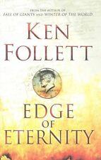 Edge of Eternity (The Century Trilogy), Follett, Ken | Hardcover Book | Good | 9
