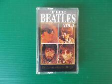 THE BEATLES LIVE ENGLAND HAMBURG   MUSICASSETTA K7 TAPE COME NUOVA NO LP NO CD