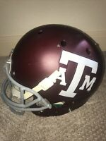 TEXAS A&M Full Size Replica Football Helmet (Schutt)