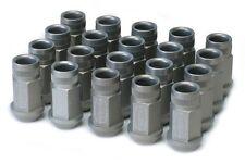SKUNK2 Forged Lug Nuts 12x1.25 Hard 20pcs Maxima/200SX/240SX