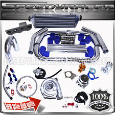 T3/T4 Turbo kits Eclipse Dodge Avenger Neon 2.0L 420A Turbocharger + Manifold