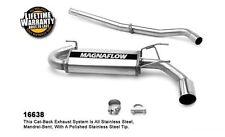 """1999-2005 Mazda Miata/MX5 1.8L Magnaflow 2.5"""" Cat-Back Exhaust 16638"""
