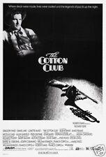 The Cotton club Richard Gere Vintage movie poster print