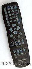 New Panasonic LSSQ0372 Remote for PV-DM2093, PV-DM2793, AG-527DVDF - US Seller