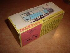 dinky #564 Caravan Caravelair    BOX ONLY
