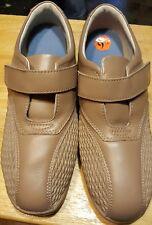 Propet' prudence  diabetic walking shoes women size 9 1/2-M leather w 2065