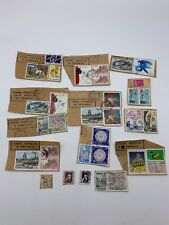 Lot Of 35 France Stamps Variety