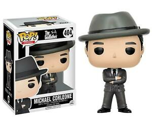 Funko MICHAEL CORLEONE #404 (with Hat) POP! Movies The Godfather Vinyl Figure