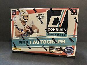 2021 Donruss NFL Football Mega Box Panini New Factory Sealed Fast Ship