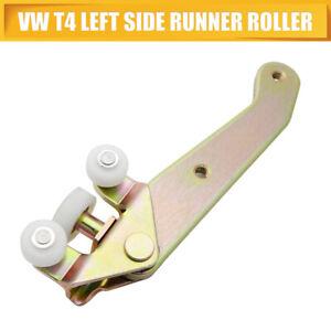 Sliding Door Lower Bottom Roller Runner Guide Left Side For VW Transporter T4
