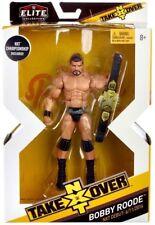 WWE NXT BOBBY ROODE NXT CHAMPIONSHIP BELT ELITE MATTEL WRESTLING ACTION FIGURE