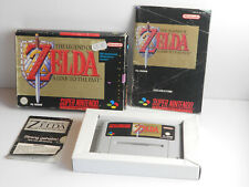 The Legend of Zelda a Link to the Past para Super Nintendo/SNES en OVP