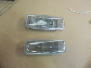 1998 - 2004 Audi A6 Pair of Front Sunvisor Lights 8L0947105