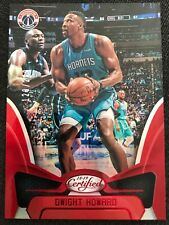 Dwight Howard 2018-19 Panini Certified #149 Red Mirror Parallel #/299