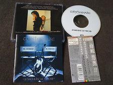WHITESNAKE / starkers in tokyo / JAPAN LTD CD OBI