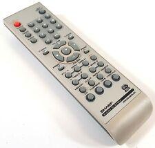 Sharp RRMCG0080SJSA Audio System Fernbedienung Original A453