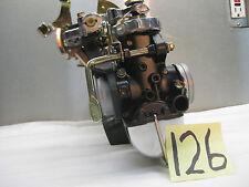 1970 -76 Honda CB750 Four  carbs carburetors. Complete restoration Flat Black