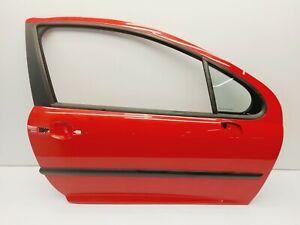 Beifahrertür Tür vorne rechts Peugeot 207 3-Türig KKN Rot Ade