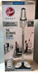 Hoover REACT WHOLE HOME CORDLESS ADVANTAGE AUTOMATICALLY Vacuum BH53210