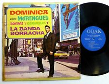 DOMINICA Canta Merengues Boleros y Guarachas LP Odak 03 latin NEAR-MINT   Bx219