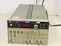 HP - Agilent - Keysight 3314A Programmable Multi-Waveform Generator AS IS READ