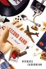 Second Hand: A Novel-ExLibrary