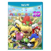 Mario Party 10 For Nintendo Wii U Game Console (UK PAL)