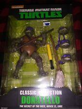 TMNT Classic Collection Donatello Teenage Mutant Ninja Turtles
