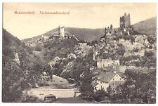 AK, Manderscheid, Teilansicht Niedermanderscheid, um 1912