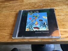 THE VERY BEST OF TALK TALK - NATURAL HISTORY - GREATEST HITS CD - TODAY +