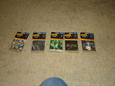 LOT 5 NIP STAR WARS DARTH VADAR AIR FRESHENER CAR VAN TRUCK BOY LOCKER MAN CAVE