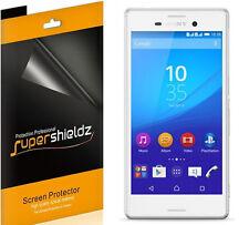 6XSupershieldz HD Clear Screen Protector Shield Saver For Sony Xperia M4 Aqua