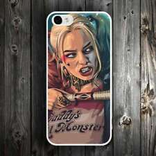 Harley Quinn Daddy's Little Monster Hard Case Cover for IPhone 4/4s