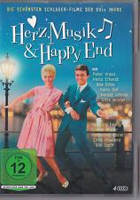 Herz, Musik & Happy End - Die schönsten Schlager-Filme der 60er Jahre - 4xDVD
