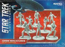 Modiphius: Star Trek Adventures Next Generations 32mm Miniatures in shrink-wrap