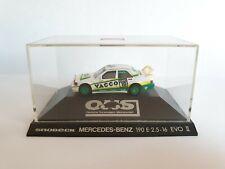 HERPA Mercedes Benz 190 E 2.5-16 EVO II Snobeck / Scale 1:87 / Boxed
