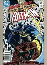 Detective Comics #527-1983 vf/nm Batman Man-Bat Green Arrow