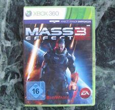 Mass Effect 3 (Microsoft XBOX 360, 2012, DVD-BOX) Kinect consigliato Bioware LIBRO
