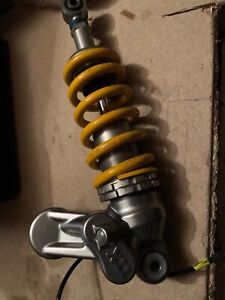 OHLINS SHOCK absorber for Yamaha R1M 2015