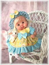 OOAK HAND SCULPTED  BABY GIRL BRIDGET BY JONI LEA TIMBERLIN